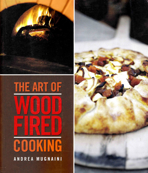 wood fired pizza oven cook book